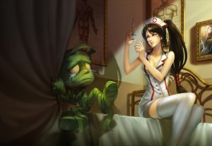 Akali - the fist of shadow League of Legends Accout, ELO Boosting, LoL Coaching, League of Legends Accout