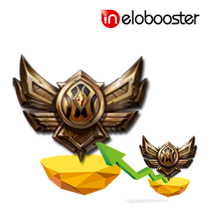 Bronze Rank to Bronze Rank Boosting of LoL DIVISION BOOST