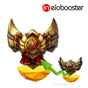 Bronze Rank to Gold Rank Elo Boosting of LoL DIVISION BOOST
