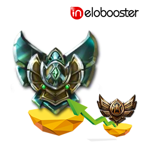 Bronze Rank to Platinum Rank Elo Boosting of LoL DIVISION BOOST