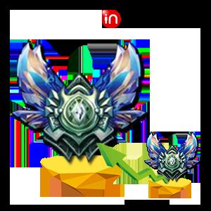 Diamond Rank to Diamond Rank Elo Boosting of LoL DIVISION BOOST