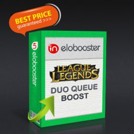 LoL Duo Queue Boost for Sale