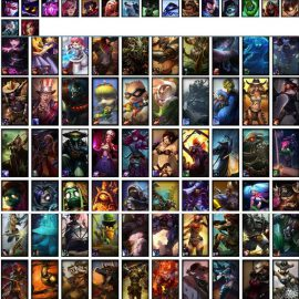 LoL Account EU WEST S7 Unranked Champions 122 Skins 89 Rune Pages 9 Blue Essence 14204 RP 150
