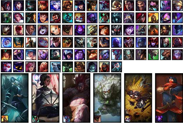 LoL Account EU WEST S7 Unranked Champions 85 Skins 6 Rune Pages 5 Blue Essence 16922 RP 310