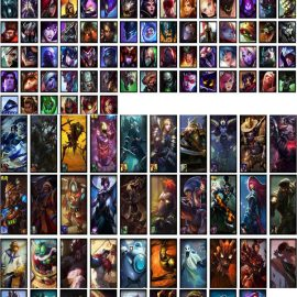 LoL Account EU WEST S7 Unranked Champions 96 Skins 39 Rune Pages 10 Blue Essence 2522 RP 90