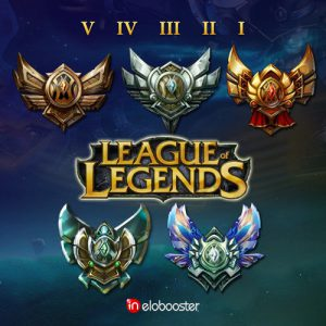 Cheap League of Legends accounts for Sale