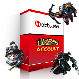 League of Legends account online