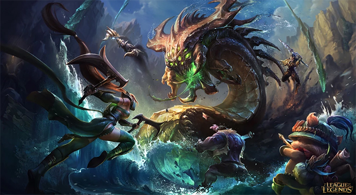 Summoner's Rift Features and Summer Version ELO Boost, ELO Boosting, LoL Account, League of Legends Accout, LoL Coaching, League of Legends Coaching, Fight Against Baron Nashor