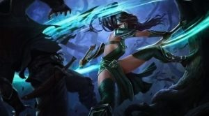 The League of Legends Akri's Accout, you can choose ELO Boosting or buy League of Legends Accout.