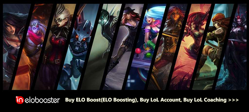 Buy ELO Boost(ELO Boosting), Buy LoL Account, Buy LoL Coaching from inelobooster.com
