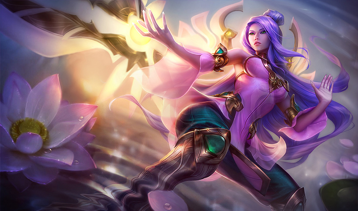 Order Of The Lotus Irelia Skin Review Ineloboostercom