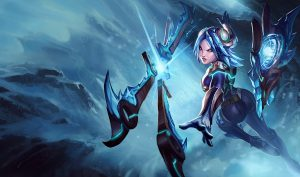 frostblade irelia skin, Frostblade Irelia, Buy ELO Boost(ELO Boosting), Buy LoL Account, Buy LoL Coaching